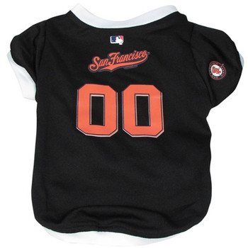 San Francisco Giants Dog Jersey
