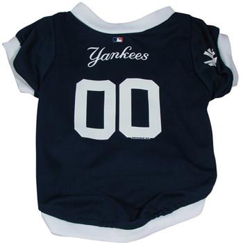 New York Yankees Dog Jersey