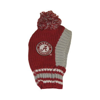 Alabama Crimson Tide Pet Knit Hat
