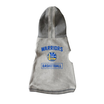 Golden State Warriors Pet Crewneck Hoodie