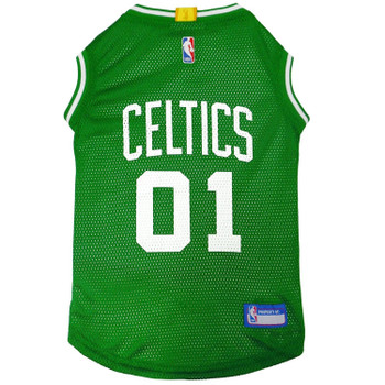 Boston Celtics Pet Jersey - XL