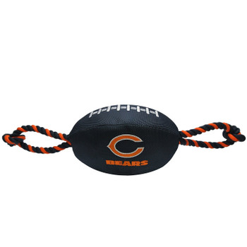 Chicago Bears Pet Nylon Football