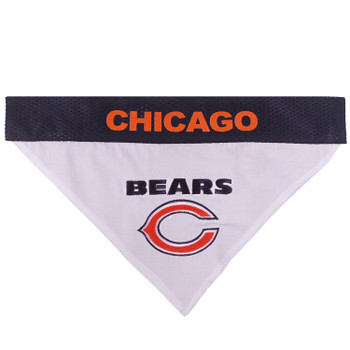 Chicago Bears Pet Reversible Bandana