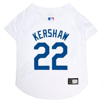 Clayton Kershaw #22 Pet Jersey
