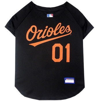 Baltimore Orioles Pet Jersey
