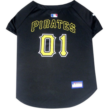 Pittsburgh Pirates Pet Jersey - PFPIR4006-0001