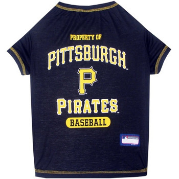 Pittsburgh Pirates Pet T-Shirt - PFPIR4014-0001