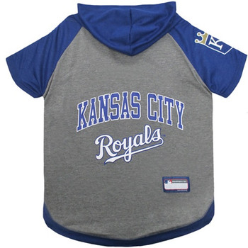 Kansas City Royals Pet Hoodie T-Shirt