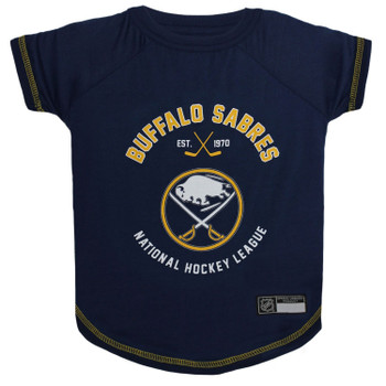 Buffalo Sabres Pet T-Shirt