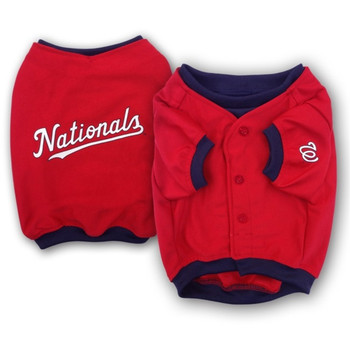 Washington Nationals Pet Jersey - sk91027-0001