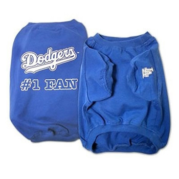 Los Angeles Dodgers #1 Fan Dog Tee