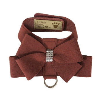 Mulberry Nouveau Bow Tinkie Harnesses by Susan Lanci