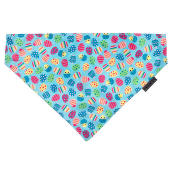 Easter Eggs Pet Dog Collar Bandana