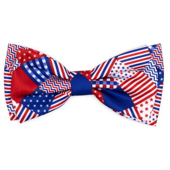 Americana Pet Dog Bow Tie - S/L
