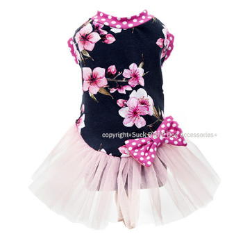 Designer Hawaii Dog Tutu Dress