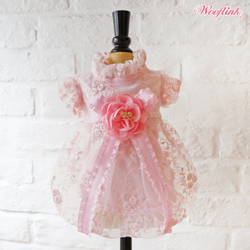 Wooflink Fairy Dust Dog Dress