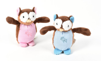 Owl Baby Pipsqueak Puppy Dog Toy