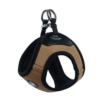 Magagio Vivid Color Dog Harness - Buckle type - Brown