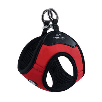 Magagio Vivid Color Dog Harness - Buckle type - Red
