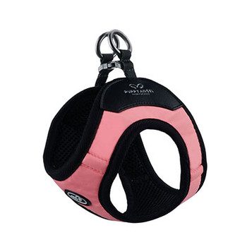 Magagio Vivid Color Dog Harness - Buckle type - Lt Pink