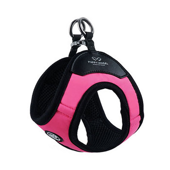 Magagio Vivid Color Dog Harness - Buckle type - Pink