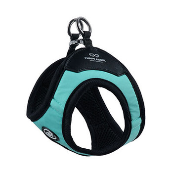 Magagio Vivid Color Dog Harness - Buckle type - Teal Blue