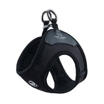 Magagio Vivid Color Dog Harness - Buckle type - Black