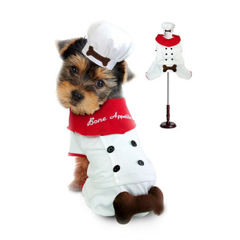 Chef Pet Dog Costume
