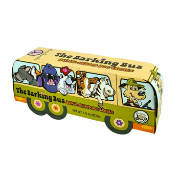 Exclusively Pet Cookies Barking Bus Animal Cookies Dog Treats