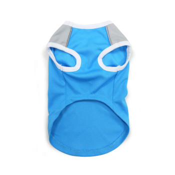 iCool Dog Tank - Blue
