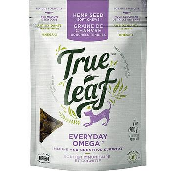 True Leaf Dog Everday Omega Chew 200G