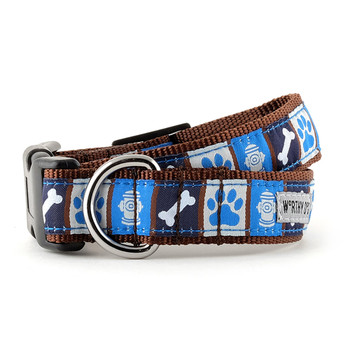 A Dog's Life Pet Dog Collar & Optional Lead