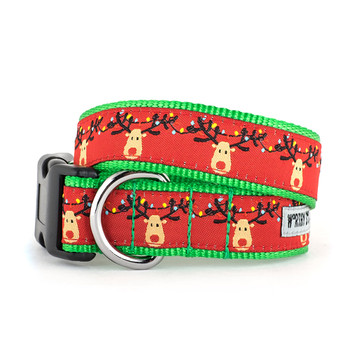 Rudy Holiday Pet Dog Collar