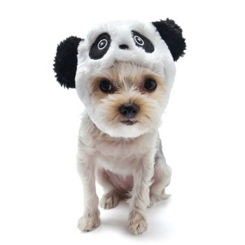 Panda Pet Dog Hat