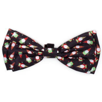 Gnomes Pet Dog Bow Tie