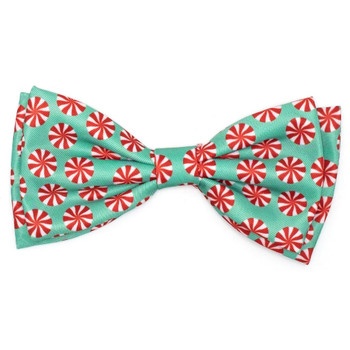 Peppermints Pet Dog Bow Tie