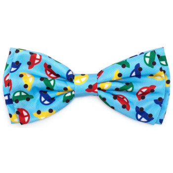 Beep Beep Pet Dog Bow Tie