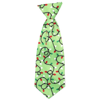 Lit Pet Dog Neck Tie