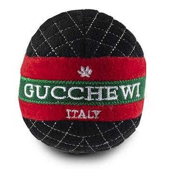 Gucchewi Ball Plush Dog Toy