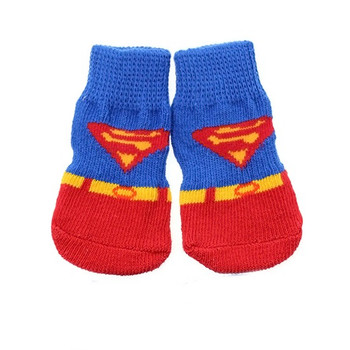Superdog Dog Socks