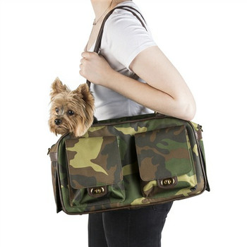 Marlee Pet Dog Carrier - Camo by Petote