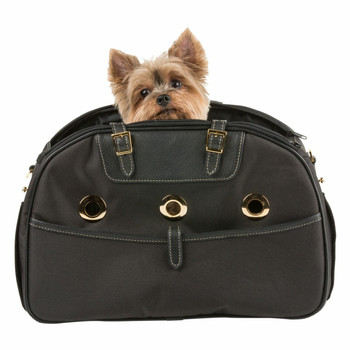 Ariel Black Pet Dog Carrier