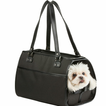 The Payton Black Pet Dog Carrier