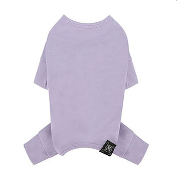 Puppy Angel Mac Daily Dog Coverall / Pajama - Lavender