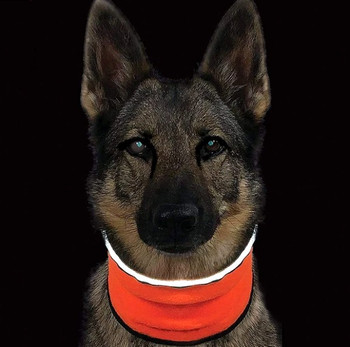 MuTTravel ViziNek Dog Reflective Neck Wrap