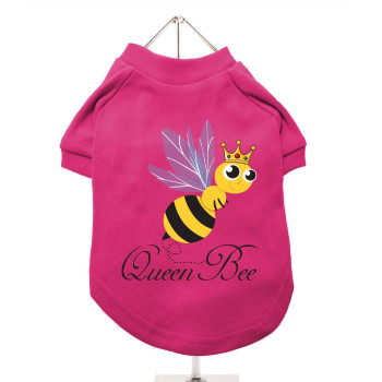 Queen Bee Dog T-Shirt