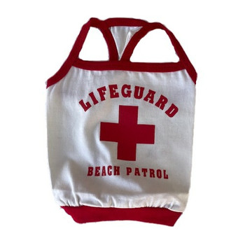 Lifeguard Dog Shirt