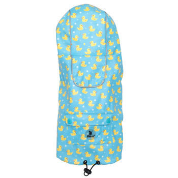 Rubber Duck London Dog Raincoat