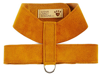 Bronze Plain Dog Tinkie Harnesses by Susan Lanci Designs