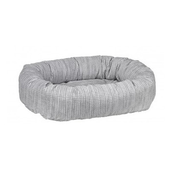 Glacier Chenille Donut Pet Dog Bed